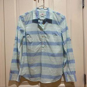 Vineyard Vines Plaid Button Down Shirt Like New 4